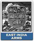East India Arms London Logo